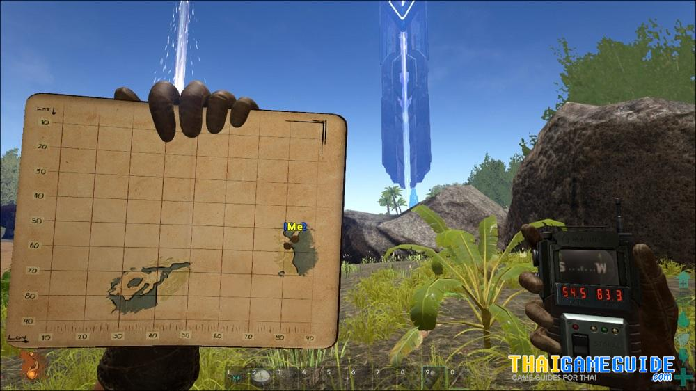 Ark Survival Evolved Map 15 Thaigameguide
