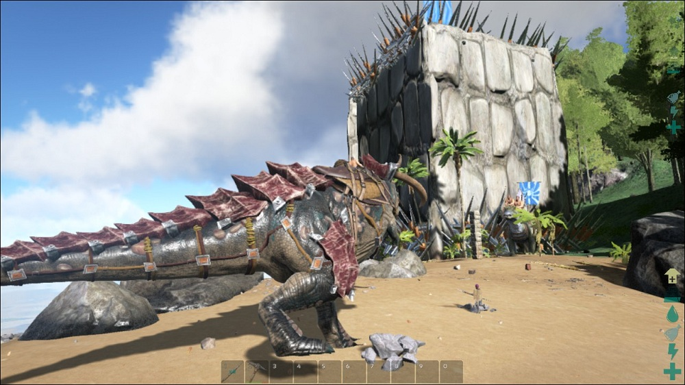 Ark dedicated server add mods