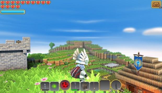 Portal-Knights-Armor