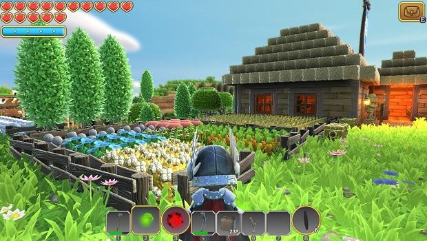 Portal-Knights-Farm