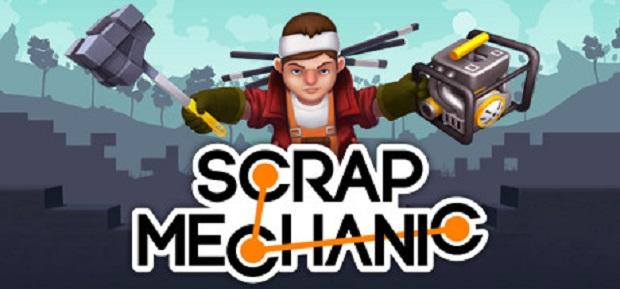 Scrap-Mechanic-Support