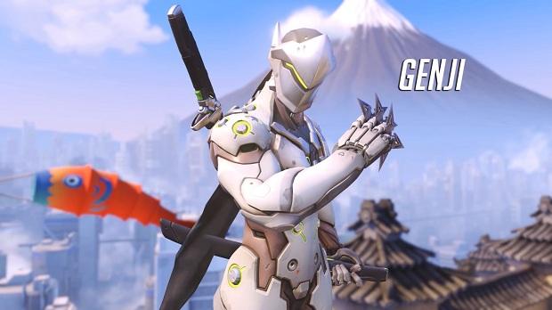 Overwatch-Genji