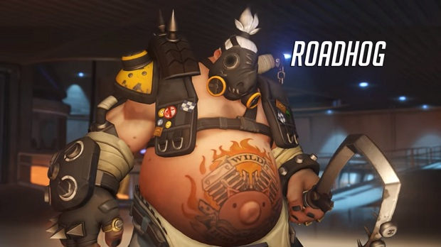Overwatch-Roadhog
