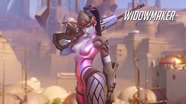 Overwatch-Widowmaker