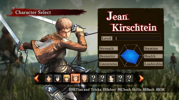 Attack-on-Titan-Wings-of-Freedom-Jean-Kirschtein