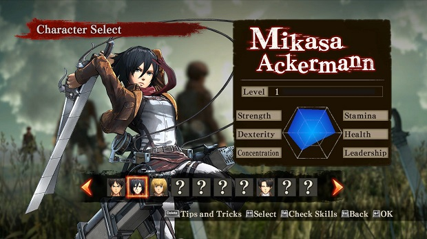 Attack-on-Titan-Wings-of-Freedom-Mikasa-Ackermann