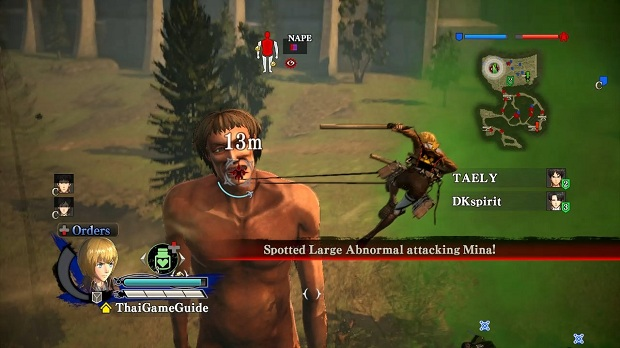 Attack-on-Titan-Wings-of-Freedom-Play-Online