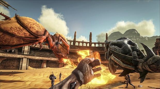 ARK: Survival Evolved : เกมไม่เซฟ หรือ เซฟเกมหาย | ThaiGameGuide