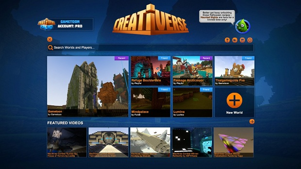 creativerse-server