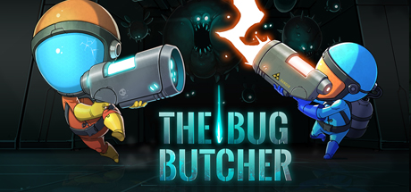 The Bug Butcher Co-op Gameplay (2 Players)